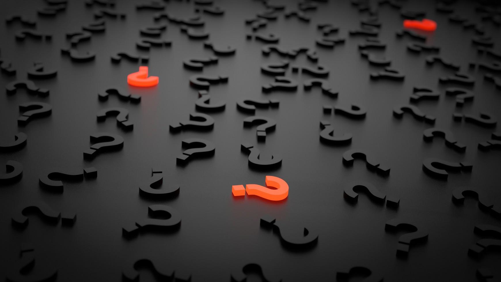 Fragen zum Start in ein neues Jahr